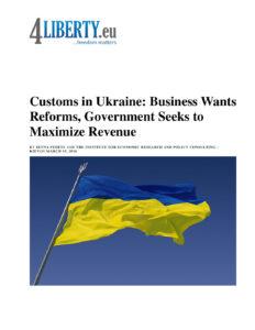 thumbnail of Economic recession in Ukraine
