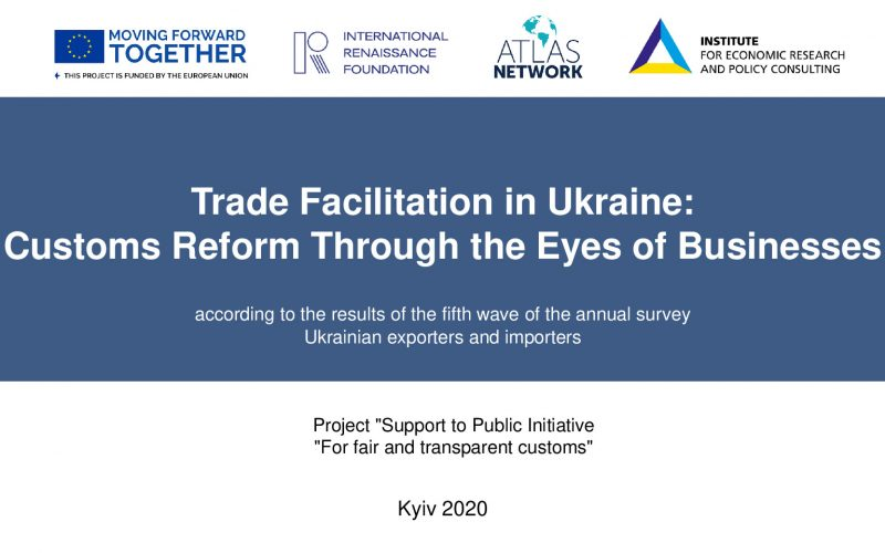 thumbnail of TFD_Presentation_Customs Reform Through the Eyes of Businesses_eng